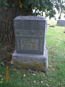 Dewitt C McCormick