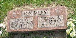William Henry Cromley