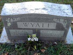 Mary Louisie <I>Royal</I> Wyatt