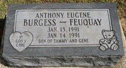 Anthony Eugene Burgess-Feuquay