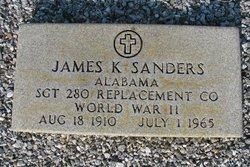 James Keith Sanders, Jr