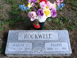 Marian Elizabeth <I>Robinson</I> Rockwell