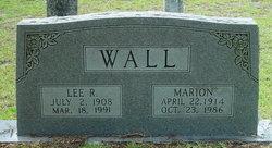 Lee R Wall
