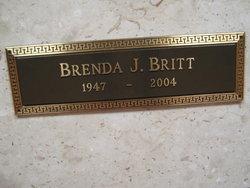Brenda J. Britt