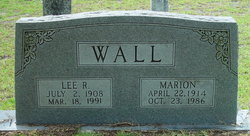 Marion Wall