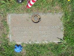 William A. Dingman
