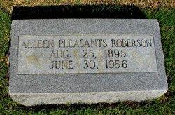 Alleen Pleasants Roberson