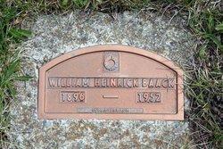 William Heinrick Baack