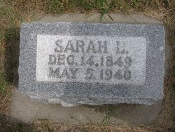 Sarah Louisa <I>Levee</I> Hendricks