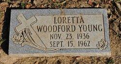 Loretta <I>Woodford</I> Young