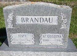 Augustina <I>Steppler</I> Brandau
