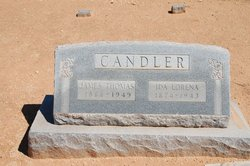 Ida Lorena <I>Langley</I> Candler