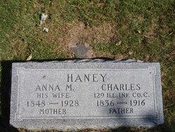 Anna Maria <I>Slaughter</I> Haney