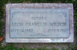 Leon Franklin Wilson