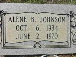Alene B Johnson