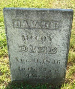 David C McCoy