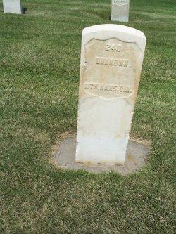 U. S. Soldier 240 Unknown