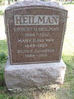 Mary Emilie <I>Heckendorf</I> Heilman