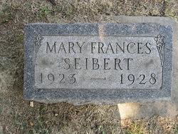 Mary Frances Seibert
