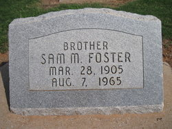 Samuel Moor Foster