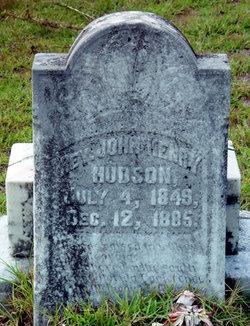 Rev John Henry Hudson