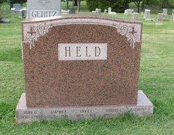 Raymond H Held