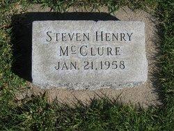 Steven Henry McClure