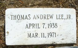 Thomas Andrew Lee, Jr