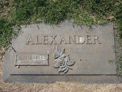 Ernest E. Alexander