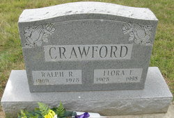 Flora E Crawford