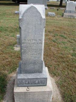 Ralph N. McCashland