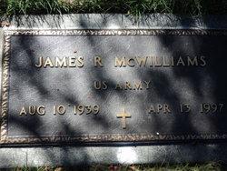 James R. McWilliams