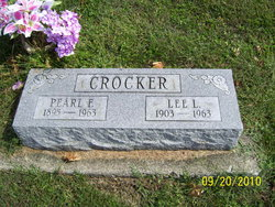 Pearl F Crocker