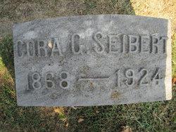 Cora Gertrude <I>Smith</I> Seibert