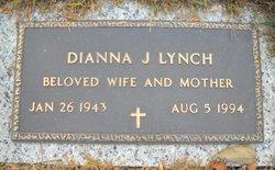 Dianna J Lynch