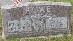 Russell C Rowe