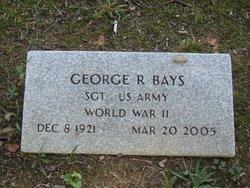 George R Bays