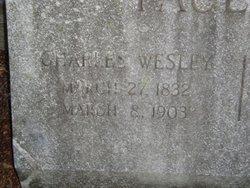 Charles Wesley Faulkner