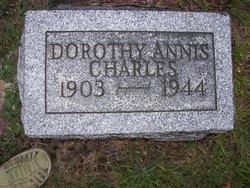 Dorothy <I>Annis</I> Charles