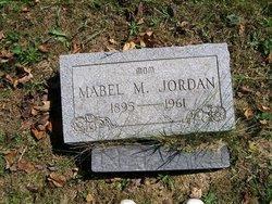 Mabel May <I>Jones</I> Jordan