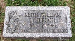 Keith William Peterson