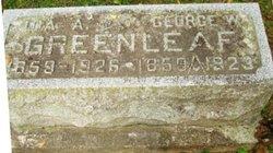 George W. Greenleaf