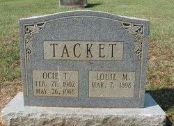 Louie McKinley Tackett