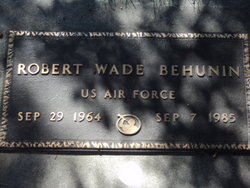 Robert Wade Behunin