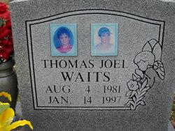 Thomas Joel Waits