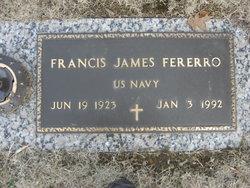 Francis James Fererro