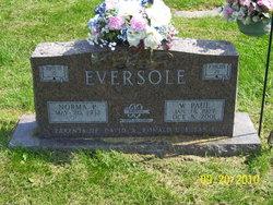 Norma Pauline <I>Hardy</I> Eversole