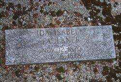 Ida Isabell Faulkner