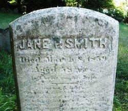 Jane R. Smith