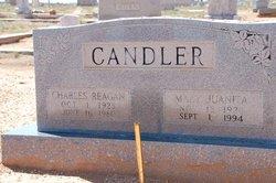 Charles Reagan Candler